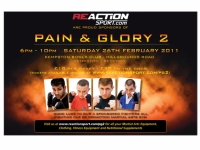 Reaction Sport fight advert