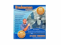 Tradesman Express advert