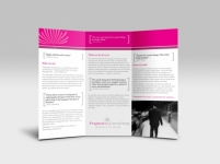DL leaflet design Pragmatic Consulting