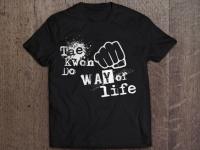 ProAction Martial Arts TKD t-shirt