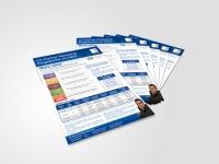 data sheet design