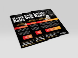 kettle bells flyer